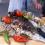 דג דניס בשלמותו מבושל ברוטב אניס  מתכון השף צ'רלי פדידה