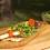 פילה אמנון (מושט)  עשוי על גריל מוגש עם רוטב צ'רמלה מרוקאי וסלט ירוק – מתכון השף צ'רלי פדידה